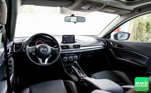 Nội thất Mazda 3