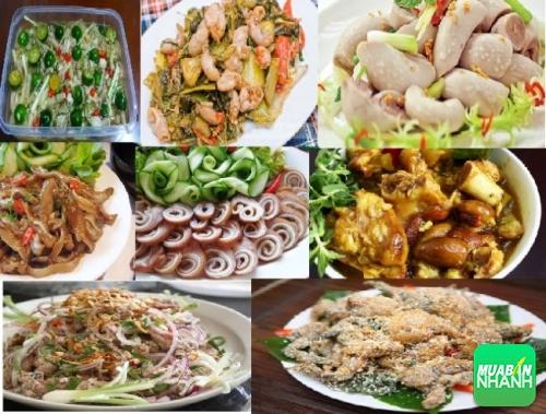 Các món ăn miễn phí giúp thu hút khách