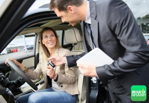 Không lái thử xe là sai lầm nghiêm trọng khi mua xe