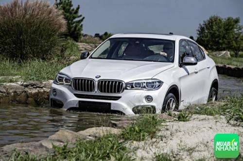 Khả năng vận hành của BMW X6