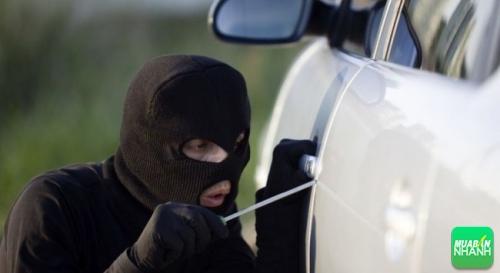 Đề phòng trộm xe