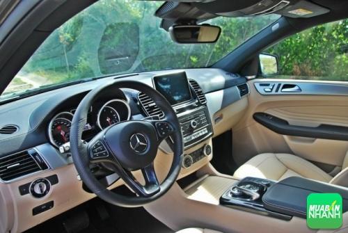 Nội thất Mercedes GLE