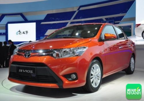 Lý do nên mua xe Toyota Vios