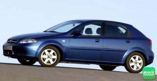 Daewoo Lacetti sản xuất năm 2004 giá bán dưới 200 triệu