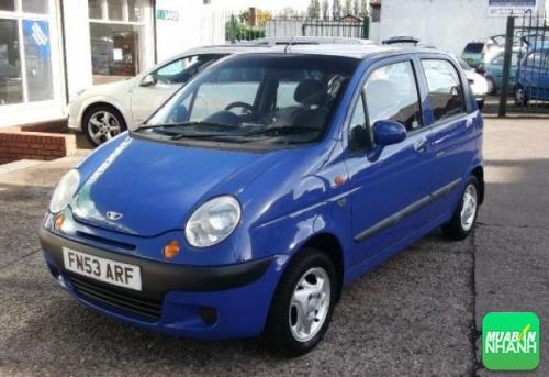 Daewoo Matiz 2008 giá bán dưới 200 triệu
