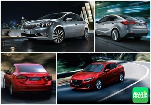 Giữa Kia K3 và Mazda 3: nên chọn mua xe nào đạt hiệu quả kinh tế hơn?