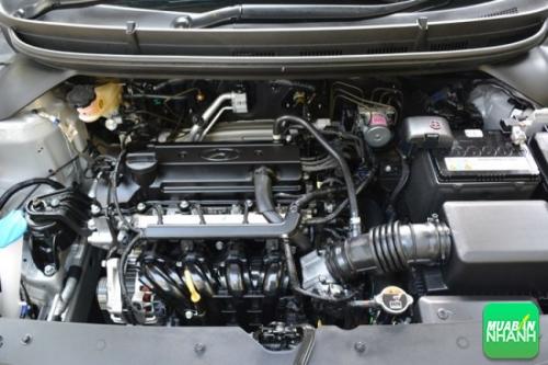 Trang bị máy móc vận hành Hyundai i20 active