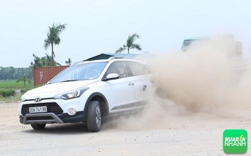 Ưu thế về tính năng vận hành của Hyundai i20