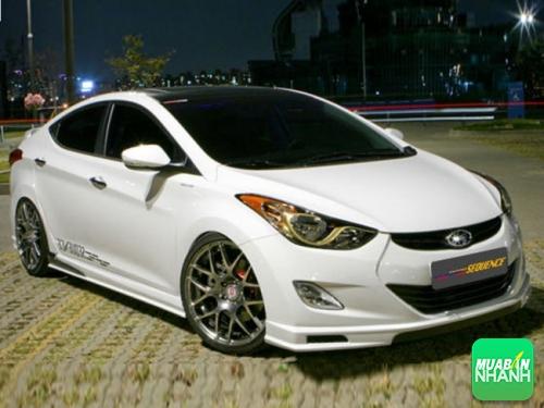 Thiết kế Hyundai Elantra