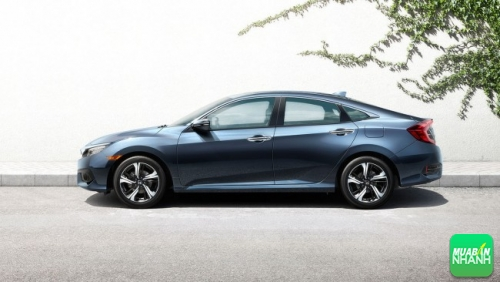 Thiết kế Honda Civic