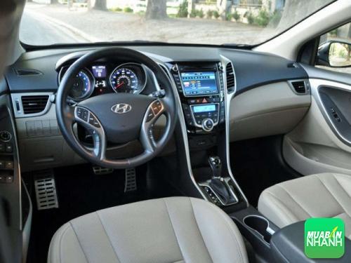 Thiết kế nội thất Hyundai Elantra