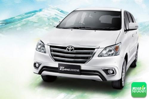 9 sai lầm cần tránh khi chọn mua xe Toyota Innova