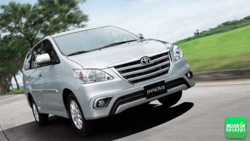 Cách bán xe Toyota Innova