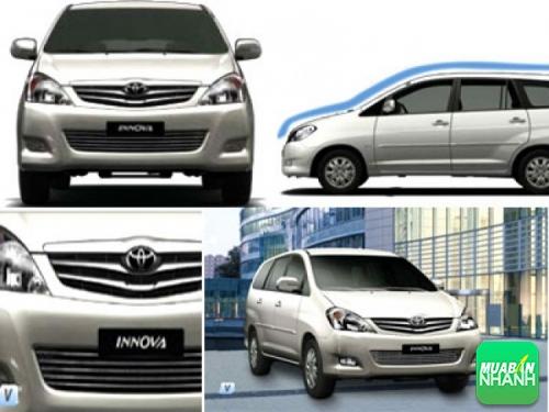 Mua xe Toyota Innova nào trong 3 phiên bản Innova G, Innova E và J?