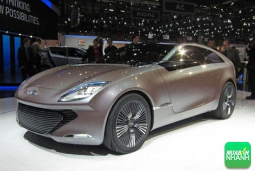 i-oniq là bước đột phá trong ngôn ngữ thiết kế của Hyundai.