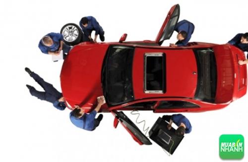 Bảo dưỡng định kỳ xe ôtô - những chi tiết cần chú ý