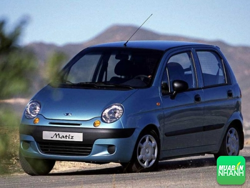 Daewoo Matiz cũ giá rẻ dưới 200 triệu