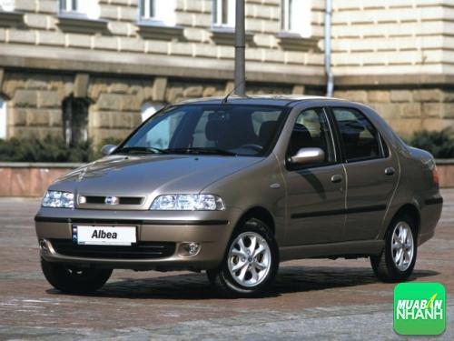 Fiat Albea giá dưới 200 triệu