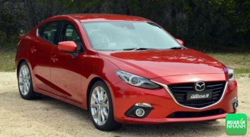 Sedan Mazda 3