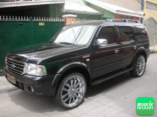Có nên mua xe Ford Everest cũ?