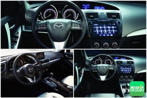Chevrolet Cruze 2016 và Mazda 3 sedan mới