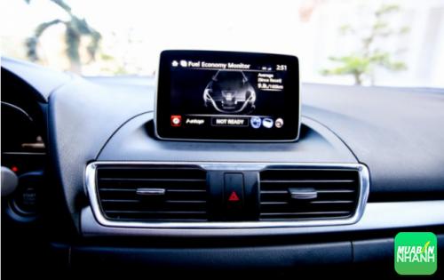 Nội thất ấm cúng Mazda 3