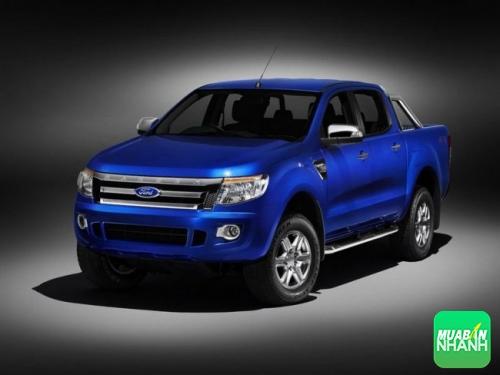 Mua xe bán tải Ford Ranger và những điều chưa biết