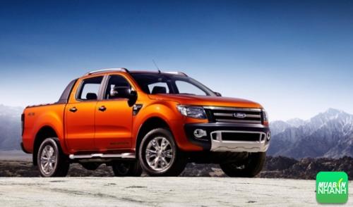 """Tiết kiệm cả """"mớ tiền"""" khi mua xe bán tải Ford Ranger"""