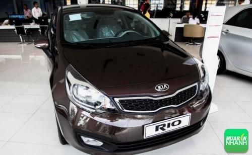 7 điều cân nhắc khi chọn mua xe ôtô Kia Rio mới