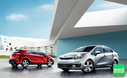 Phân khúc xe sedan giá rẻ: có nên mua Kia Rio?