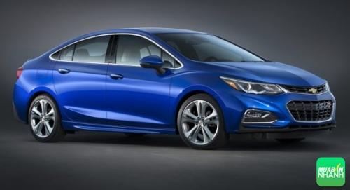 Tư vấn từ A đến Z khi mua xe ôtô Chevrolet Cruze 2016