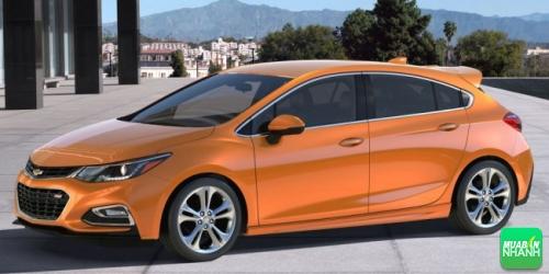 Các chi phí khi mua xe ôtô ChevroletCruze mới