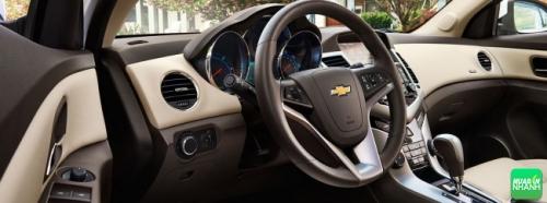 Nội thất tuyệt đỉnh Chevrolet Cruze