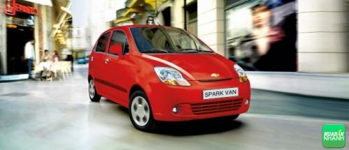 Mua ôtô mới Chevrolet Spark giá rẻ ở đâu?