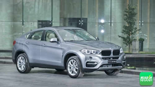 Lý do nên mua xe BMW X6 đời mới
