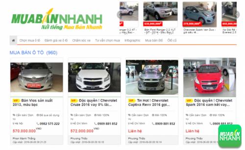 Tìm mua Bonbanh nhanh dễ dàng tại chuyên trang MuaBanNhanhOto.com
