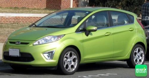 Những lưu ý không thể bỏ qua khi mua xe bốn bánh Ford Fiesta trả góp
