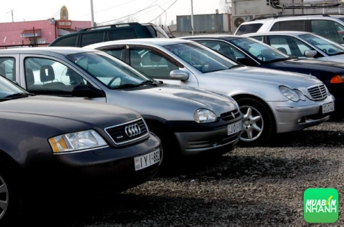 Chợ tốt ôtô cũ TPHCM
