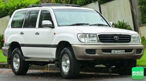 Land Cruiser đời 2002 cũng là một lựa chọn tốt
