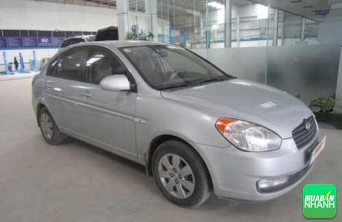 Hyundai Verna 1.4 AT đời 2008