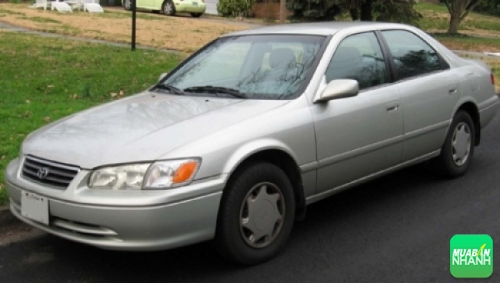 Toyota Camry đời 2001