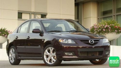 Mazda 3 S đời 2008