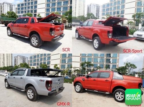 Bảng giá xe Ford Ranger và nắp thùng mới nhất