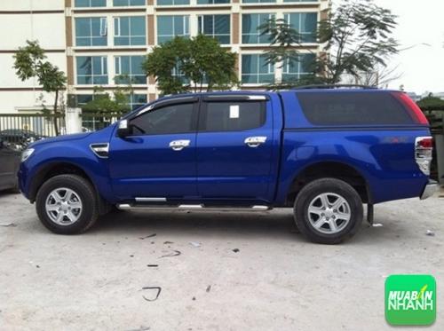 Giá nắp thùng bán tải Ford Ranger