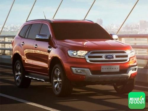 Giới thiệu dòng xe Ford Everest