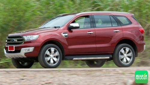 Những bước cần làm khi chọn mua ôtô Ford Everest cũ