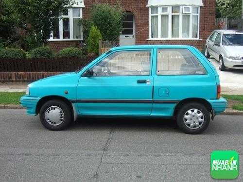 Giá bán xe Kia Pride cũ