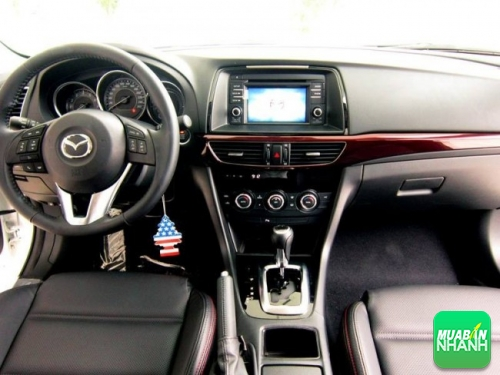 Trang bị nội thất Mazda 6