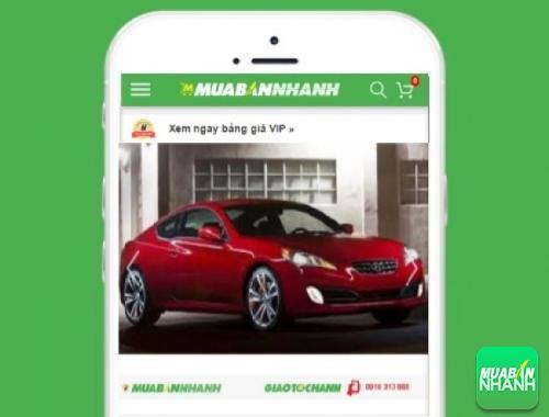 Hyundai Genesis - sản phẩm đang bán trên mạng xã hội MuaBanNhanh