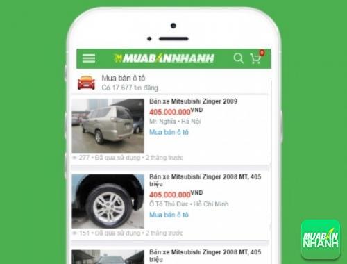 Giá xe Mitsubishi Zinger trên mạng xã hội MuaBanNhanh